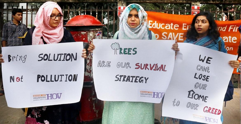 HoV Joins Global Climate Strike